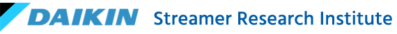 DAIKIN Streamer Research Institute